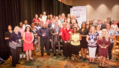 2017 DSP Recognition Award Recipients at last year's Annual Conference in San Antonio, TX!