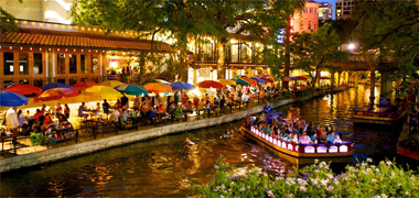 San Antonion Riverwalk